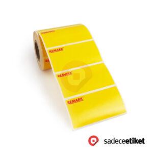 kuşe etiket barkod etiketi baskılı etiket ribon baskılı etiket çeşitleri